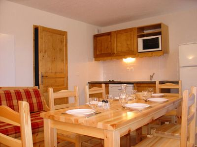 Photo for Résidence Le Grand Panorama *** - 3-Room Cabin or Mezzanine Duplex 8 People