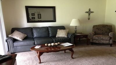 Photo for Comfort  and Style! Comfortably Furnished, Walk-In Condo Sleeps Up To 4!