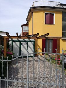 Photo for Caorle Apartment near the sea in a quiet residential area, in the countryside.
