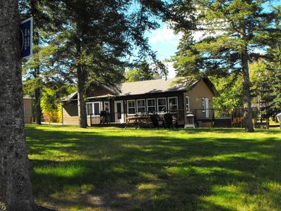 RARE Townsite location in Wasagaming, Clear Lake, MB  7person