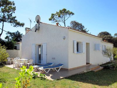 Photo for Vacation home Grande Chantepie  in St Georges d'Oléron, Charente - Maritime - 6 persons, 3 bedrooms