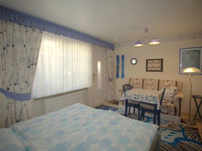 Photo for Blue apartment on the sea