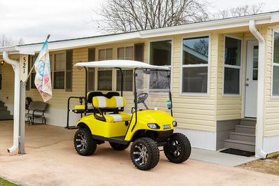 Golf Cart Wifi Indoor Outdoor Pools Blocks From Beach W Private