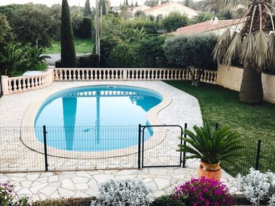 Photo for 1BR Apartment Vacation Rental in Fréjus, Provence-Alpes-Côte d'Azur