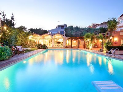 Photo for Oasis Pool House - In the suburbs