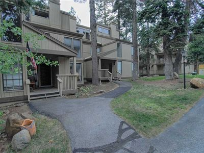 Photo for Lofted Condo with Pool Access, Electric Grill, Wood Burning Fireplace and Full Kitchen