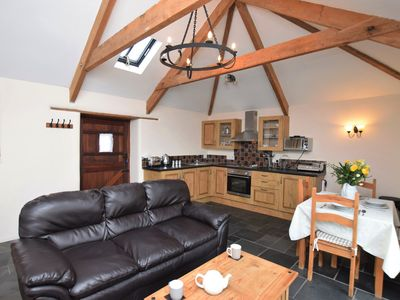 Photo for 1 bedroom Barn in Boscastle - PENSW