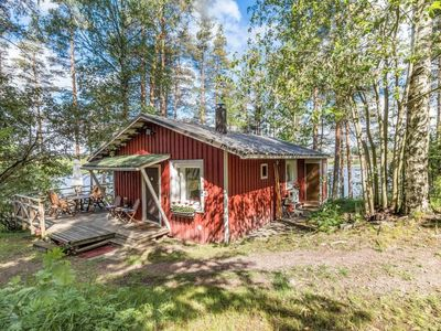 Photo for Vacation home Artturin mökki in Kirkkonummi - 5 persons, 1 bedrooms