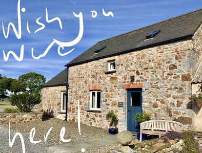 Stable Cottage, perfectly placed for a holiday.