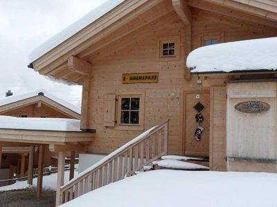 Photo for Chalet near the slopes in snow sure Königsleiten 1650m above sea level.