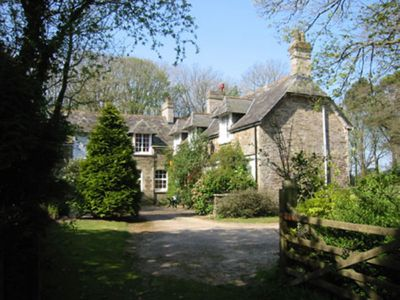 Photo for Rural Country House With Extensive Gardens in ideal location-near to both coasts