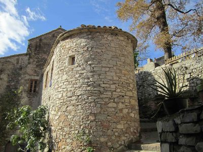 Photo for Medieval cottage Navacelles Circus - UNESCO heritage site - haven!
