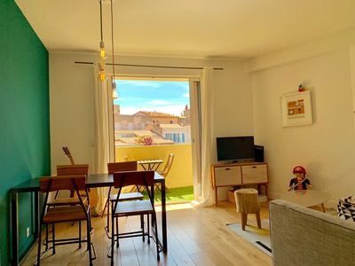 Photo for Auffes valley - 2 bedrooms and terrace