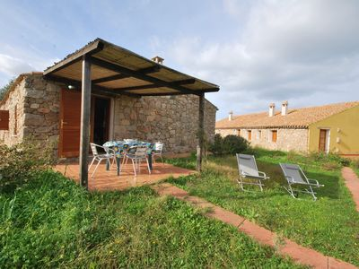 Photo for TYPICAL STAZZO FINELY RENOVATED 2 KM FROM THE SEA