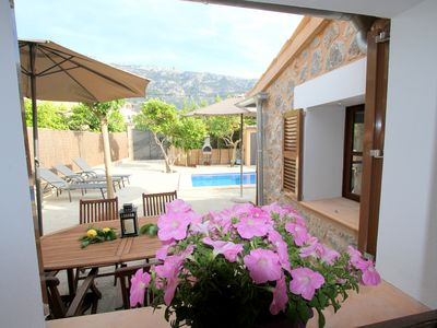 Photo for New! Pretty stone house in a peaceful place in the heart of Sóller. Free Wi-Fi
