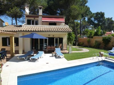 Photo for La Pineda, a villa - perfectly situated: south-facing garden - in Tamariu