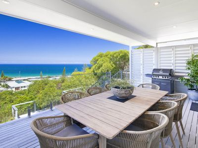 Photo for A Modern Luxurious Holiday Home With Panoramic Ocean Views