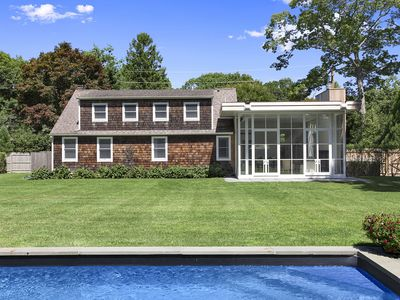 Photo for Beautiful Updated East Hampton Village Home w/Pool (close to Town & Beaches)