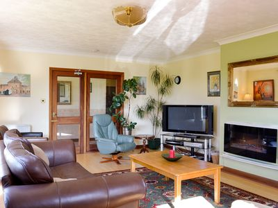 Photo for 5 bedroom accommodation in Springholm near Castle Douglas
