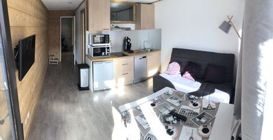Photo for T2 35m2 - Residence ATHOS - GAMES AREA