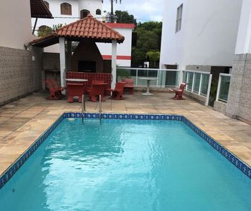 Photo for 2019 Carnival! Apt 2/4 for up to 8 people!Great price!Wifi, Cable TV, swimming pool
