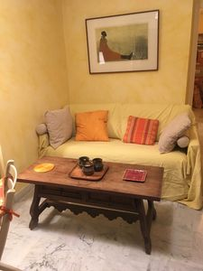 Photo for Nice and cozy apartment for 4 people with large terrace, parking