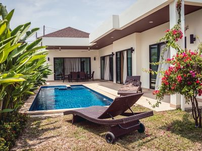 Photo for Beautiful modern Villa for Rent in Rawai Nai Harn Area 10 minutes to the beach