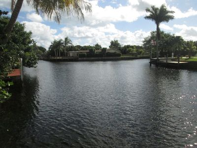 Photo for Hollywood, Florida Waterfront - Bring your Boat !!!  - 3 BR's/Den  - 2 Bths