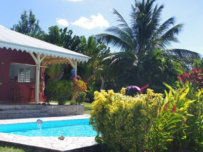 Photo for The house of your holidays in Martinique