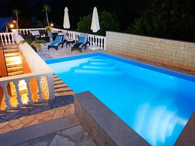 Photo for Holiday house Vela Luka for 8 persons with 4 bedrooms - Holiday house