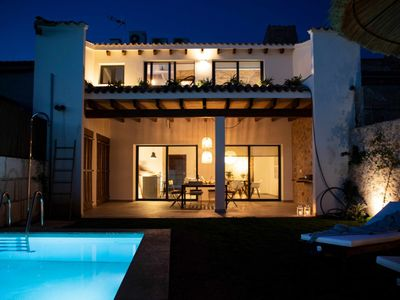 Photo for YourHouse Turquesa, modern vacation home with pool in Majorca centre-north