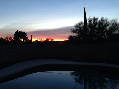 Photo for 5 Star Reviewed Oasis in Catalina Foothills