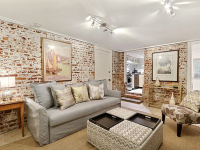 Photo for Renovated apartment is located on the famously beautiful Jones St!