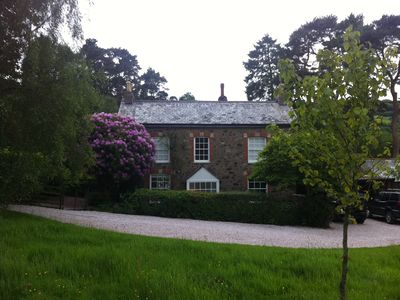 Photo for The Stone House, Dartmoor - A Stunning Country House