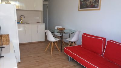 Photo for APART. 1 BEDROOM- NEW-CLIM-PARKING