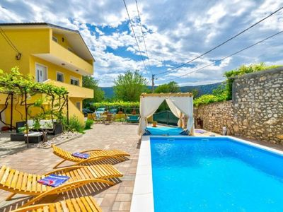 Photo for Holiday house Drivenik for 6 persons with 3 bedrooms - Holiday house
