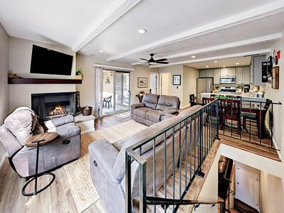 Photo for New Listing – 4BR Townhouse w/ Pool, Sauna & Tennis