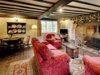 Really lovely cottage so much character and really cosy