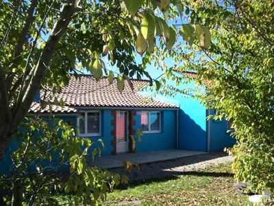 Photo for Camping Les P'tites Houses in the Prairie - Gite 3 rooms 6 people