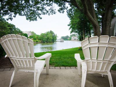 Photo for Waterfront/waterview Condo On Silver Lake w/Lakeside Pool - Newly furnished 2019