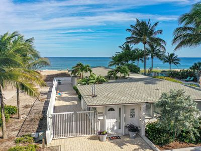 Photo for Glorious Private  Direct Oceanfront Beach House!