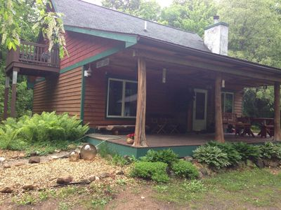 Photo for Cozy, Welcoming, Restful Home In Private Setting. Family And Pet-Friendly