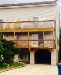 Photo for Tower Shores, N. Bethany - 4 Large Bedrooms - 50 Steps to Beach!!! Sleeps 10 :-)