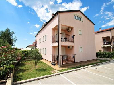 Photo for Apartment Complex Mendikovic / Spacious Two-Bedroom Apartment Mendikovic with Terrace
