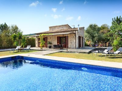 Photo for Villa close to the golf course and Pollensa oldtown