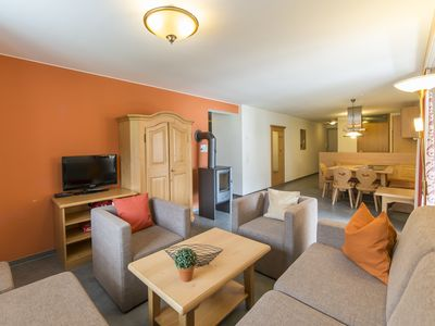 Photo for apartment in the holiday park Landal Chalet Matin - Free use of Wi-Fi and all facilities at Landal Brandnertal