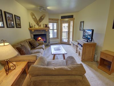Photo for Tenderfoot Lodge 2631 2 Bedroom by SummitCove Lodging