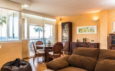 Photo for Directly on the beach Cala Bona / Sunny, beautiful apartment with 2 bedrooms incl. WIFI