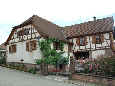 """Photo for GITE """"AT SUNDIAL"""" - 3 Epis - In the heart of Alsace"""