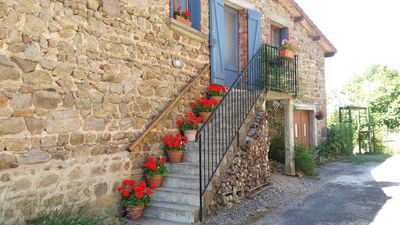 Photo for Holiday Rental Near Aix La Fayette In The Livradois Forest
